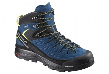 Salomon X ALP Mid LTR GTX Black Blue