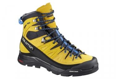 Chaussures de randonnee salomon x alp high ltr gtx jaune 46 2 3