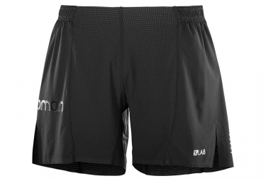 Short Salomon S/Lab 6'' Noir