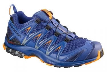 Chaussures de trail salomon xa pro 3d bleu 46