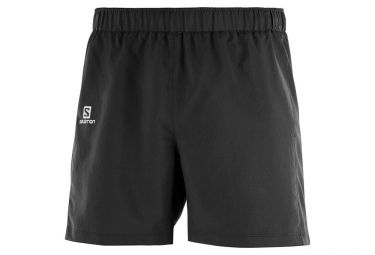 Salomon Agile 5'' 2 in 1 Short Black