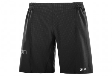Salomon S/Lab 9'' Shorts Black