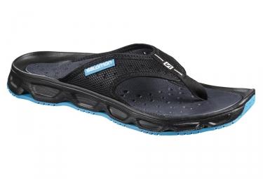 Chaussures de recuperation salomon rx break noir bleu 46