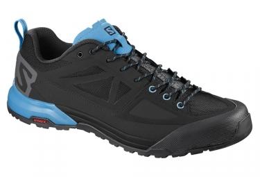 Chaussures de randonnee salomon x alp spry noir bleu 42
