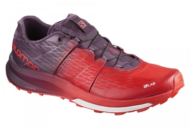 Chaussures de trail salomon s lab ultra 2 rouge 41 1 3