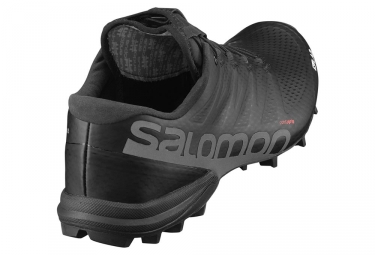 Chaussures de Trail Salomon S/LAB Speed 2 Noir