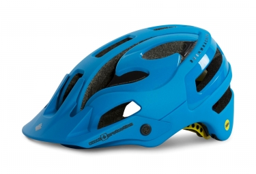 Casque sweet protection bushwhacker ii mips bleu metal l xl 59 61 cm
