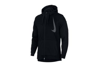Nike Dry Hoodie Black