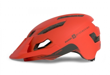 Casque Sweet Protection Dissenter Orange
