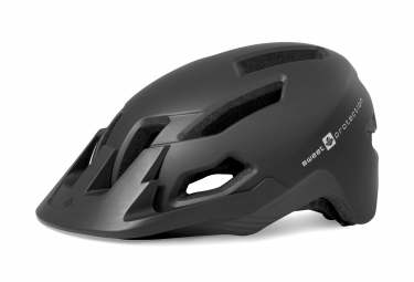 Casque sweet protection dissenter noir l xl 59 61 cm
