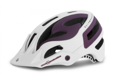 Casque sweet protection bushwhacker ii blanc violet s m 53 56 cm