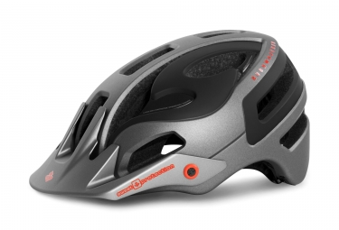 Casque sweet protection dissenter gris mat l xl 59 61 cm