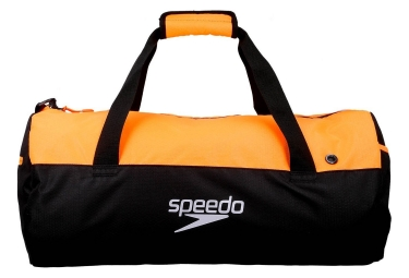 Sac de sport speedo noir orange