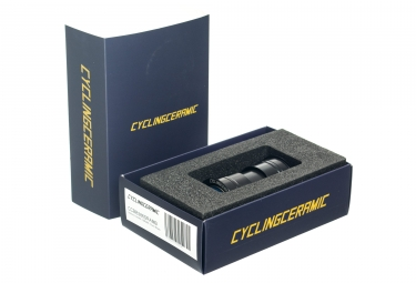 Boitier de pedalier cyclingceramic bb evo 386 sram gxp noir