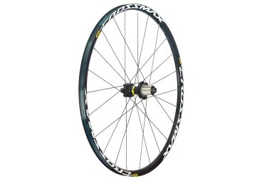 Produit reconditionne roue arriere mavic crossmax light 27 5 shimano sram 6 trous 12