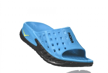 Hoka Ora Recovery Slide Bleu