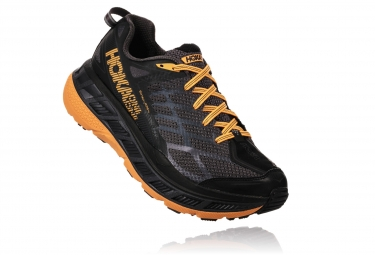 Hoka stinson atr 4 noir orange 44 2 3