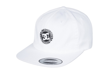 Casquette DC Shoes Core Twill Blanc