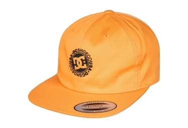 Casquette DC Shoes Core Twill Or