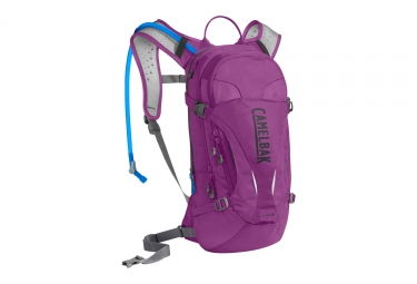 Camelbak luxe woman hydration pack 3l purple