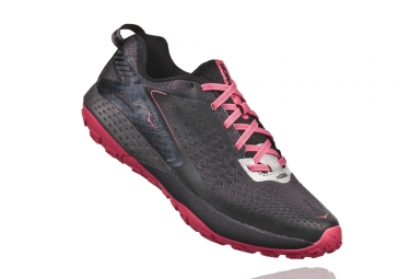 Chaussures de Trail Femme Hoka One One Speed Instinct 2 Noir