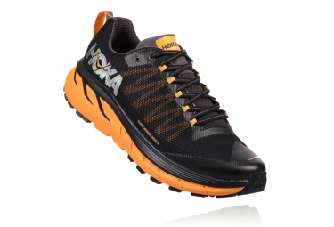 Hoka challenger atr 4 noir orange 44