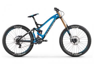 Vtt mondraker summum carbon pro team noir bleu 2017 m 167 178 cm
