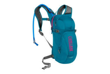sac hydratation femme camelbak magic 5l bleu rose