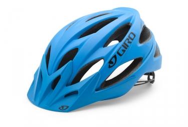 Casque VTT Giro Xar Bleu Mat