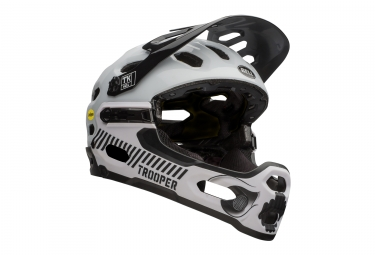 Casque VTT Bell Super 2R MIPS Storm Trooper