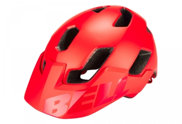 Casque Bell Stoker Rouge