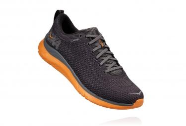 Chaussures de Running Hoka One One Hupana 2 Noir / Orange