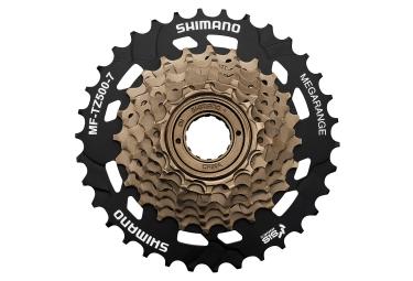 roue libre a visser shimano mf tz500 14 28 dents 7v