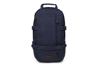 Backpack Eastpak Floid Denim Checks Blue