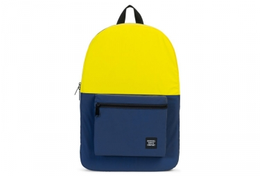 Herschel Packable Daypack Neon Yellow Reflective