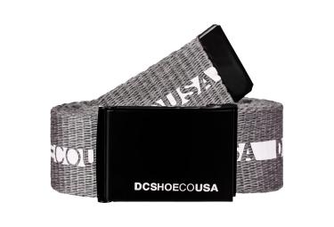 ceinture dc shoes chinook 2 gris