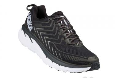 Chaussures de Running Hoka One One Clifton 4 Blanc / Noir