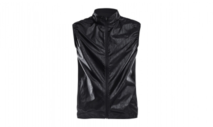 Craft Breakaway Sleeveless Jacket Black