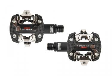 Paire de Pédales VTT Look X-Track Race Carbon