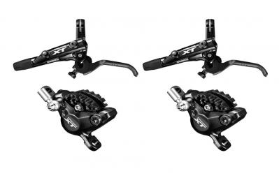 paire de freins shimano xt br m8000 j kit sans disque