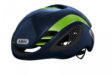 Casque route abus gamechanger movistar team m 52 58 cm