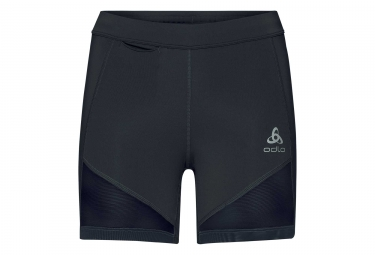 Odlo Zeroweight Women Shorts Black