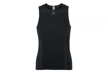 Camiseta Sin Mangas Odlo Breathe Negro M