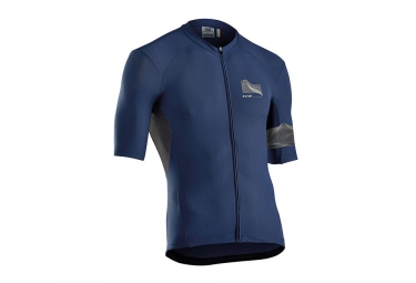 Maillot manches courtes northwave extreme 3 bleu xl