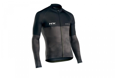Maillot manches longues northwave blade 3 noir s