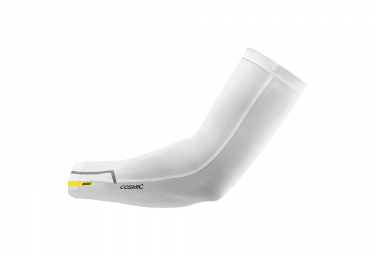 Mavic 2018 Cosmic UV Arm Warmers White