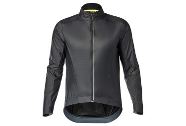 Veste coupe vent mavic 2018 essential wind noir s