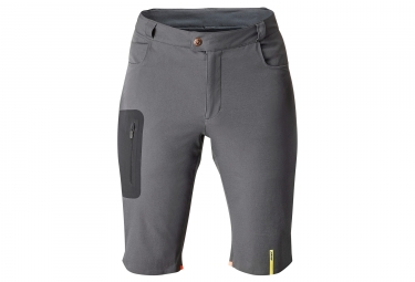 Baggy short fitted mavic 2018 all road gris xl