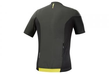 Mavic 2018 XA Pro Short Sleeves Jersey Grey Black  308d5ea4e