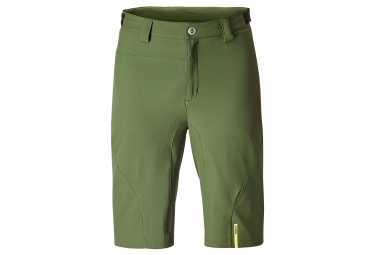 short vtt mavic 2018 crossride khaki xl